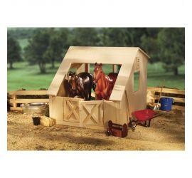 Breyer Traditional Pferdestall für 2 Pferde