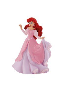 Bullyland 12312 Arielle im rosa Kleid