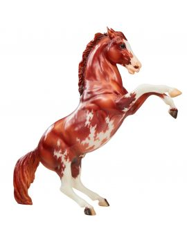 Breyer Traditional 1825 Fighting Stallion 70th Anniversary Series