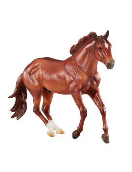 Breyer Traditional 1831 Checkers Mountain Trail Champion