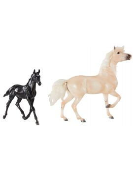 Breyer Traditional 1840 Cloud's Encore and Tor Gift Set 2021