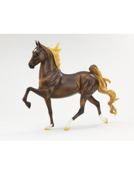 Breyer Traditional 1847 Traditional WC Marc of Charm, Saddlebred Stallion MYR 2021