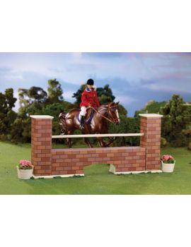 Breyer 2046 Brick Wall Jump