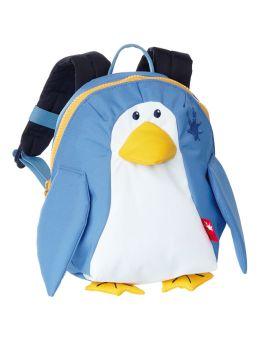 Sigikid Rucksack 24623 Pinguin, Blau/weiß