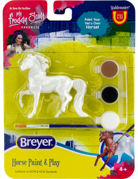 Breyer Stablemates 4207 Paint & Play Assortment