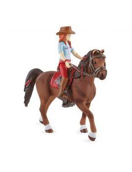 Schleich Horse Club 42539 Hanna und Cayenne