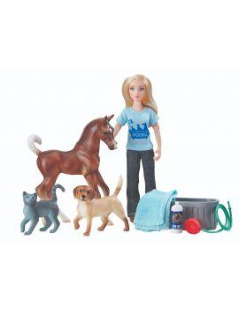 Breyer Classic Race Horse & Jockey
