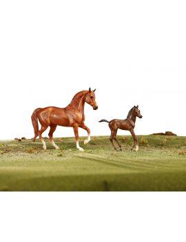 Breyer Classic 62209 Smooth Rider Paso Fino Stute und Fohlen