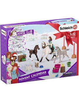 Schleich Adventskalender Pferde-Weihnacht