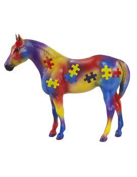 Breyer Traditional Hope Autismus Benefit Pferd