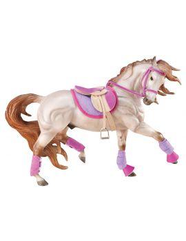 Breyer Traditional English Riding Set - Hot Colors