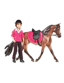 Breyer Classic Abigail, English Rider