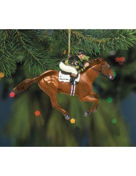 Breyer Man O´War Ornament 2013