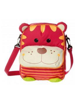 Sigikid 24664 2-in-1-Kindertasche & Rucksack Tiger