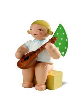 Wendt & Kühn Engel mit Mandoline, klein