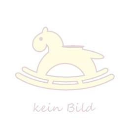 Wendt & Kühn Glücksbote mit vergoldetem Kleeblatt und Goldsockel