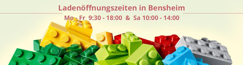 Ladenöffnungszeiten Bensheim